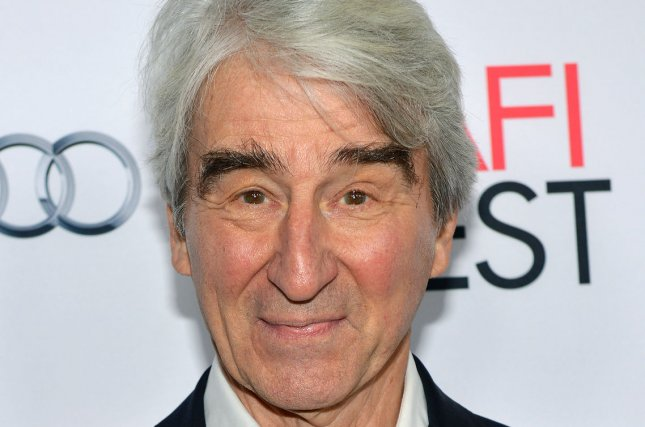 Sam Waterston attends the premiere of the motion picture documentary comedy Where to Invade Next as part of AFI Fest in Los Angeles on November 7, 2015. The actor is to guest star on Season 19 of Law & Order: SVU. File Photo by Christine Chew/UPI