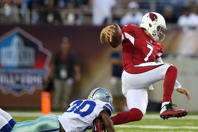 Both Drew Stanton, Blaine Gabbert Want To Play