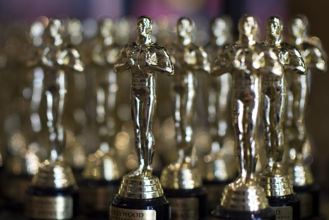 The Academy Awards ceremony will air Feb. 24 without a host. The last time it went hostless, in 1989, it didn't go so well. File Photo by Kevin Dietsch/UPI