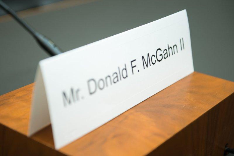 Appeals court again rules out House subpoena for McGahn