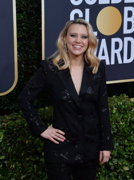 Kate McKinnon opened the first 2021 episode of SNL this weekend. File Photo by Jim Ruymen/UPI