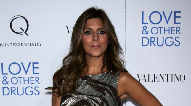 Jamie-Lyn Sigler arrives for the premiere of Love & Other Drugs at the Directors Guild of America Theater in New York on November 16, 2010. UPI /Laura Cavanaugh