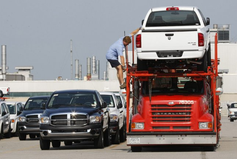 67 000 dodge ram trucks recalled by chrysler. Black Bedroom Furniture Sets. Home Design Ideas