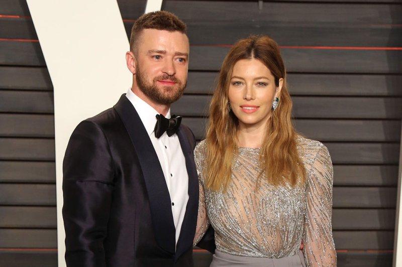 Justin Timberlake shares birthday message for Jessica Biel