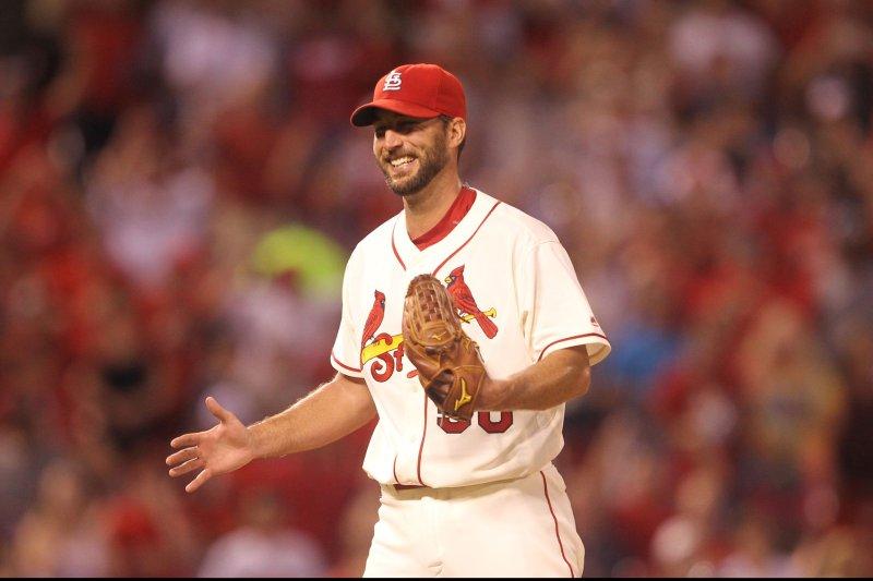 Deja vu for Adam Wainwright as St. Louis Cardinals blank Miami Marlins