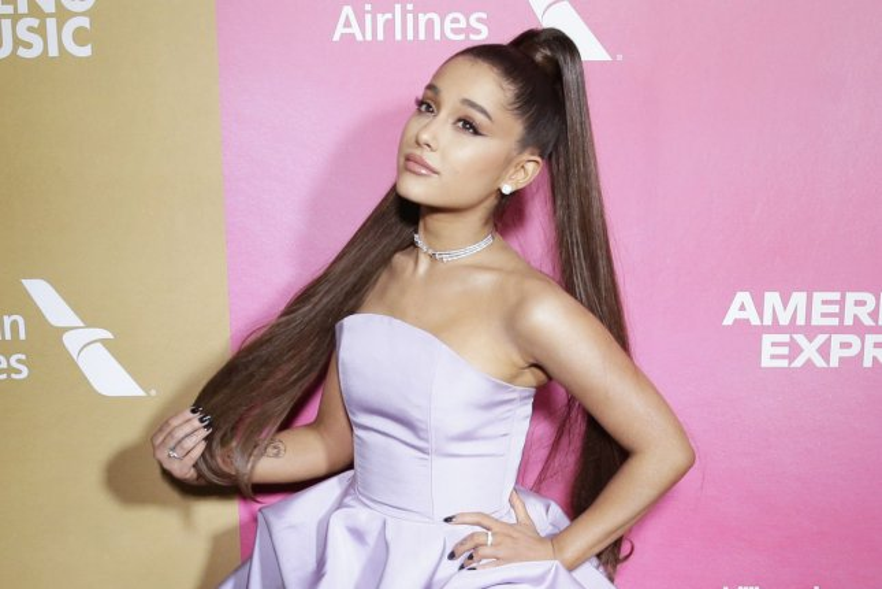 18012aca4f Ariana Grande s  Thank U