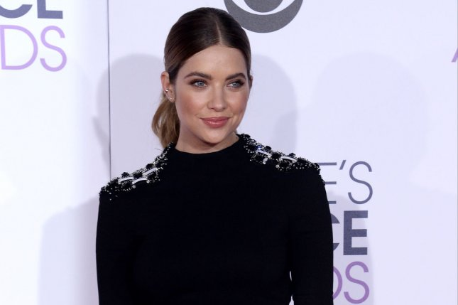 Ashley Benson and rapper G-Eazy have reportedly broken up after less than a year of dating. File Photo by Jim Ruymen/UPI