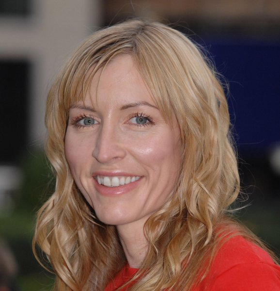 Paul McCartney's estranged wife Heather Mills attends a photocall to launch a celebrity shoe auction for charity on eBay at Finsbury Circus in London on November 28, 2006. (UPI Photo/Rune Hellestad)