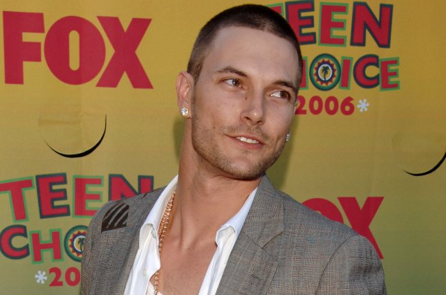 Kevin Federline. (UPI Photo/Jim Ruymen)
