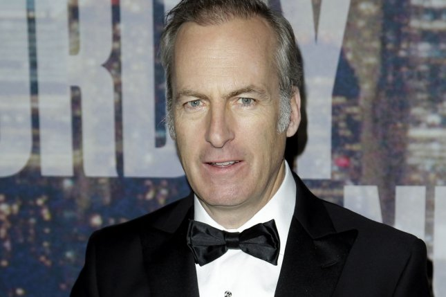 Bob Odenkirk arrives on the red carpet at the SNL 40th Anniversary Special in New York City on Feb. 15, 2015. Photo by John Angelillo/UPI