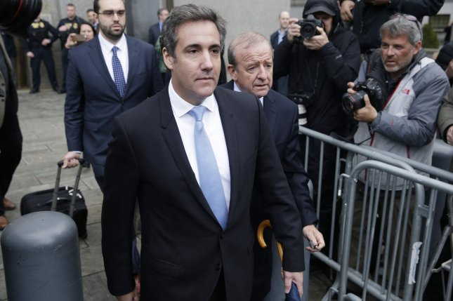 Cohen Would Turn Against President if Charged, Counselor Warned Trump