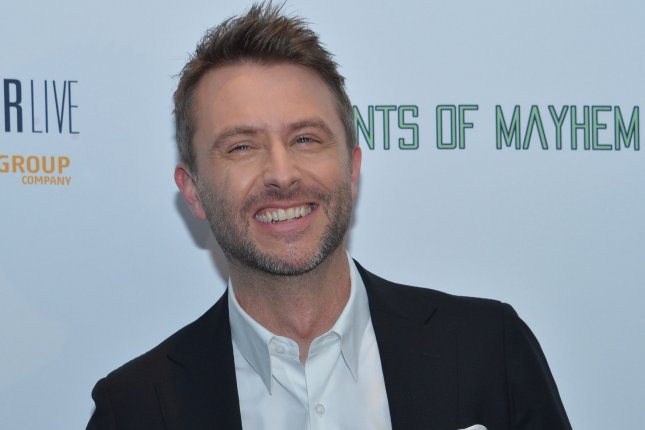 Chris Hardwick returned to AMC's Talking Dead following allegations of sexual assault by ex-girlfriend Chloe Dykstra. File Photo by Jim Ruymen/UPI