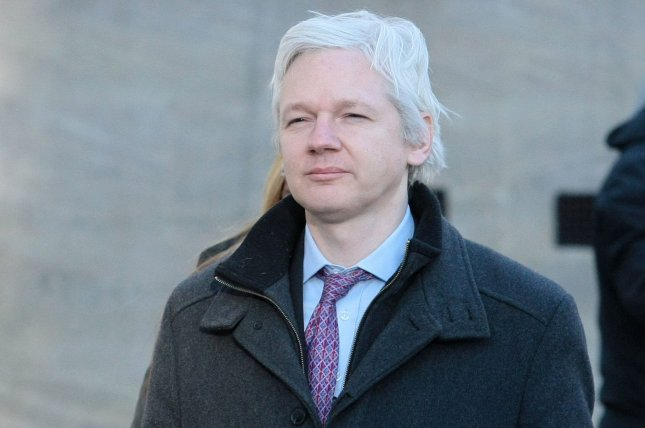 Julian Assange accused of setting up 'spy centre' in Ecuadorian embassy