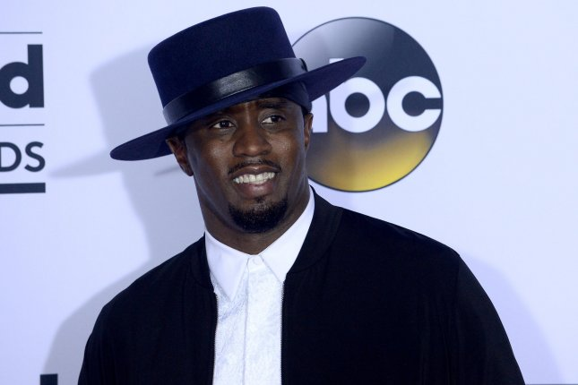 Sean Diddy Combs attends the Billboard Music Awards on May 21. The rapper earned $130 million pretax between June 2016 and June 2017. File Photo by Jim Ruymen/UPI