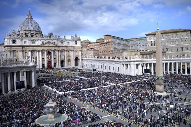 China Vatican Sign Agreement On Bishop Appointments Upi