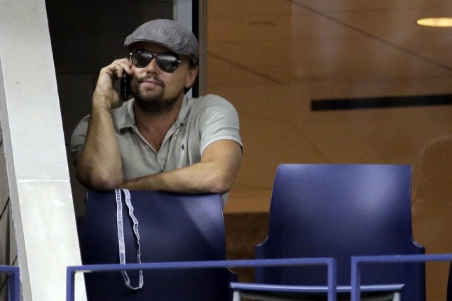 Actor Leonardo DiCaprio is on the phone at the 2016 U.S. Open Tennis Championships at the USTA Billie Jean King National Tennis Center in New York City on September 11, 2016. On November 10, 1951, area codes were introduced in the United States, Canada and parts of the Caribbean, allowing direct-dialing of long-distance telephone calls. File Photo by Ray Stubblebine/UPI