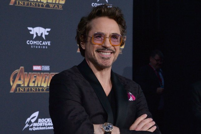 Things don't look good for Robert Downey Jr.'s character Tony Stark/Iron Man in the new trailer for Avengers: Endgame. File Photo by Jim Ruymen/UPI.