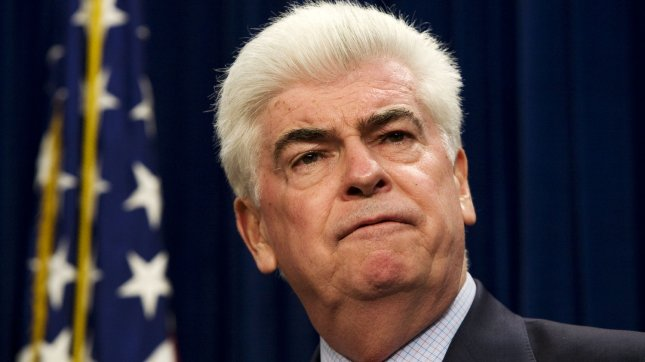 Sen. Chris Dodd in 2008. (UPI Photo/Patrick D. McDermott)