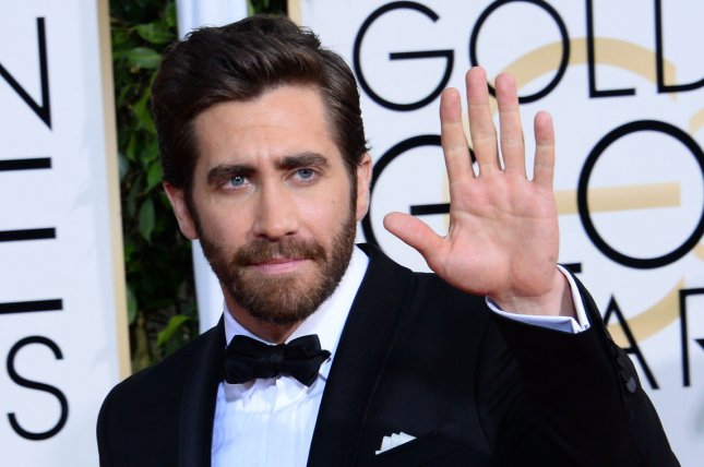 Jake Gyllenhaal and Taran Killam will star in an off-Broadway production of 'Little Shop of Horrors.' File photo by Jim Ruymen/UPI