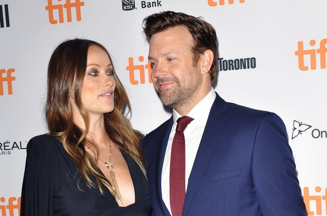 Actors Jason Sudeikis and Olivia Wilde arrive at the Toronto International Film Festival premiere of Colossal in Canada on September 9, 2016. File Photo by Christine Chew/UPI