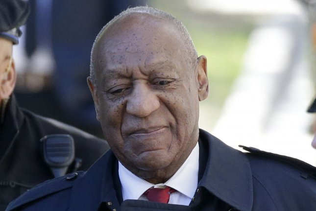 Actor and comedian Bill Cosby was found guilty on three counts of aggravated indecent assault. Photo by John Angelillo/UPI