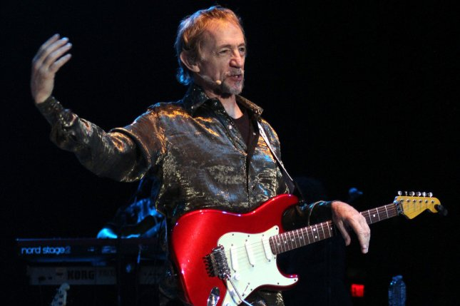 Peter Tork of The Monkees died on Thursday. File Photo by Michael Bush/UPI