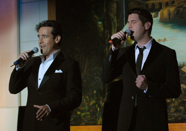Il divo announces christmas concerts - Il divo italian songs ...