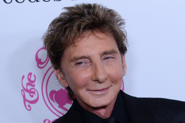 Barry Manilow attends the Carousel of Hope Ball presented by Mercedes-Benz at The Beverly Hilton Hotel in Beverly Hills, California on October 11, 2014. UPI/Jim Ruymen