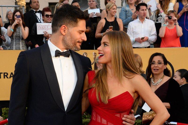 Joe Manganiello and Sofia Vergara are postponing the summer wedding. File photo by Jim Ruymen/UPI