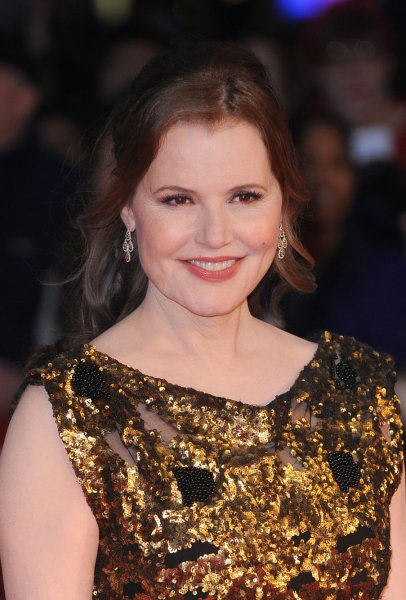 Geena Davis at the BFI London Film Festival screening of Suffragette on October 7, 2015. The actress will star in Fox's forthcoming Exorcist pilot. File Photo by Paul Treadway/UPI