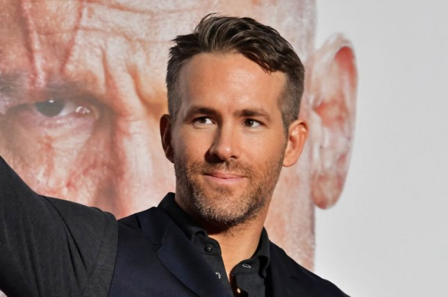 Ryan Reynolds tries to bury the hatchet with Hugh Jackman in a new comedic video titled Truce. File Photo by Keizo Mori/UPI