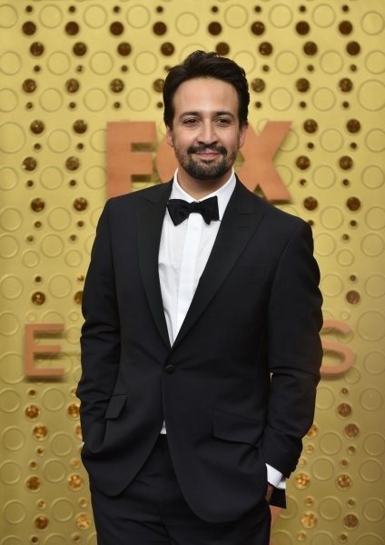 Lin-Manuel Miranda arrives for the 71st annual Primetime Emmy Awards held at the Microsoft Theater in downtown Los Angeles on September 22, 2019. The playwright turns 41 on January 16. File Photo by Christine Chew/UPI