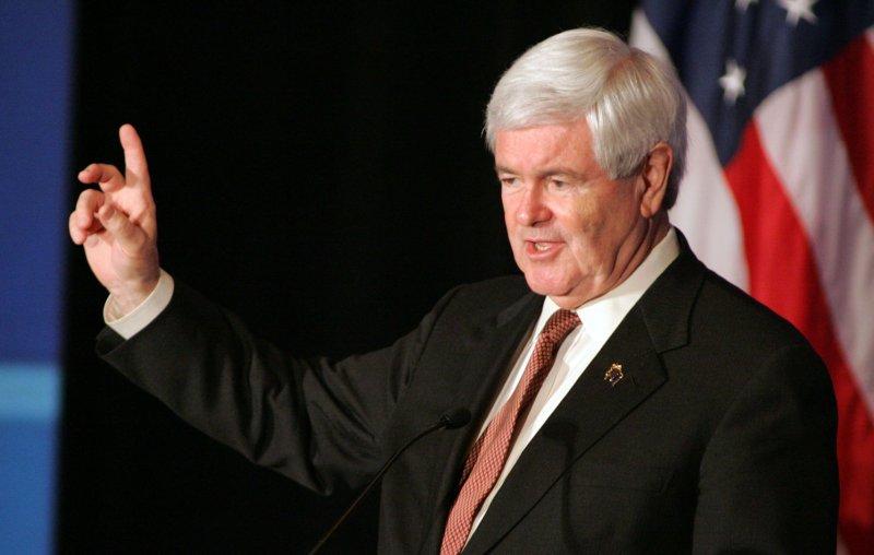 Gingrich in 'Eye' of lawsuit
