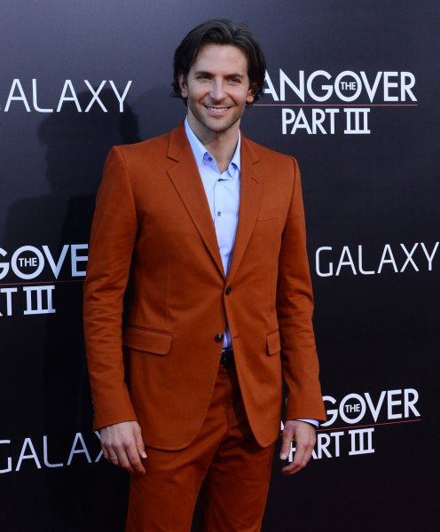 Bradley Cooper, a cast member in the motion picture comedy The Hangover Part III, attends the premiere of the film at Westwood Village Theatre in the Westwood section of Los Angeles on May 20, 2013. UPI/Jim Ruymen