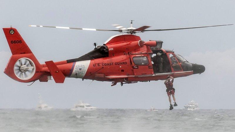 Coast Guard patrols Alaska amid oil boom