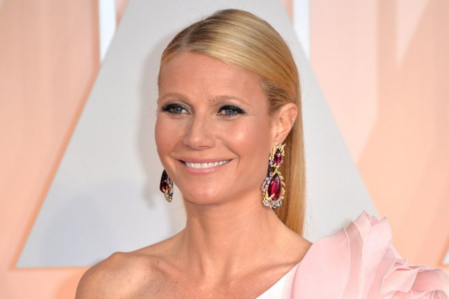 Gwyneth Paltrow says she is close to the common woman. File photo by Kevin Dietsch/UPI