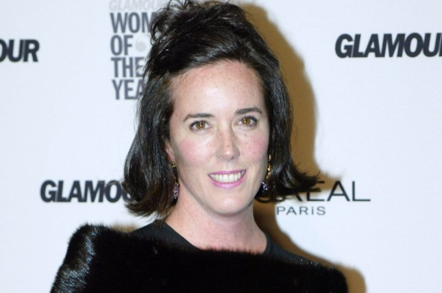 Kate Spade's sister said the fashion designer's apparent suicide was not surprising. File Photo by John Angelillo/UPI