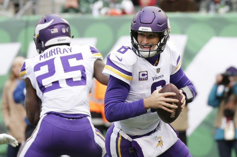 quality design 28917 1b221 Minnesota Vikings sack Matthew Stafford, Detroit Lions - UPI.com