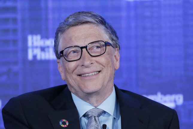 Bill Gates will continue to serve as a technology adviser to Microsoft's CEO. File Photo by John Angelillo/UPI