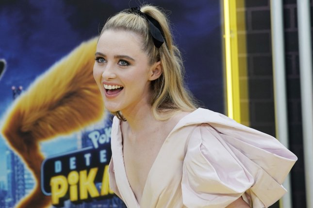 Kathryn Newton's Freaky is the No. 1 movie in North America for a second weekend. File Photo by John Angelillo/UPI