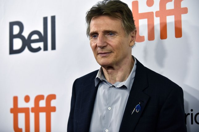 Liam Neeson's The Marksman is the No. 1 movie in North America for a second weekend. File Photo by Christine Chew/UPI