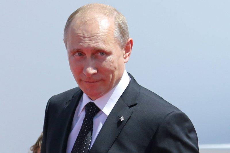 Russian President Vladimir Putin. UPI/David Silpa