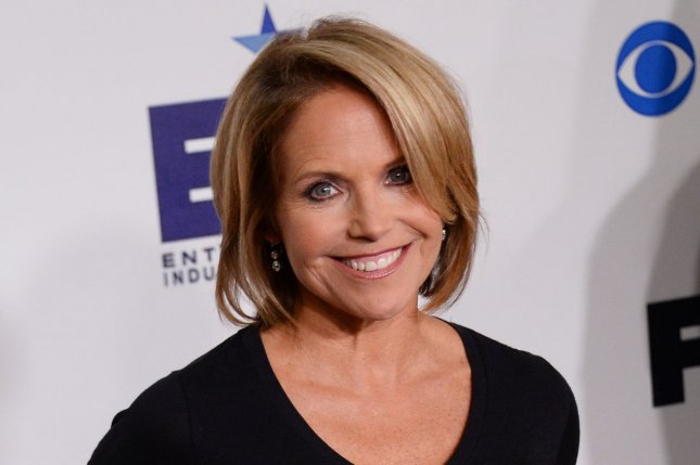 Katie Couric has been chosen to speak at the University of Wisconsin-Madison on May 16. Photo by Jim Ruymen/UPI