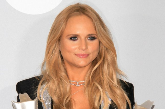 Miranda Lambert attends the Academy of Country Music Awards on April 2. The country star said in new interview that she's carving her own path in life and music. File Photo by Jim Ruymen/UPI