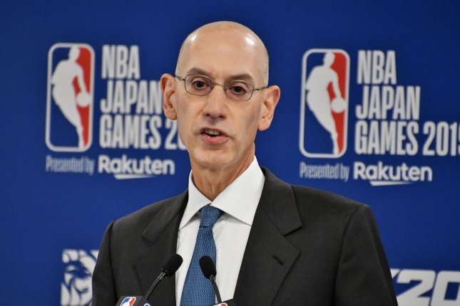 Adam Silver says July 31 is a target date for NBA's return