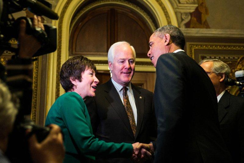 Republican Senator Susan Collins endorses same-sex marriage