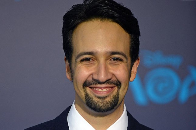 Actor and composer Lin-Manuel Miranda arrives at the world premiere of Walt Disney Animation Studios' Moana in Los Angeles on November 14. Miranda was a memorable guest star on Drunk History, which has been renewed for a fifth season. File Photo by Christine Chew/UPI