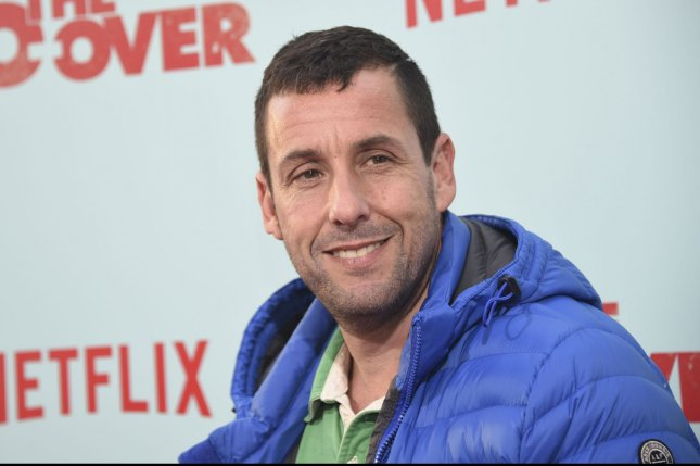 Cast member Adam Sandler attends the premiere of The Do-Over held at the Regal LA Live on May 16 in Los Angeles. File photo by Phil McCarten/UPI