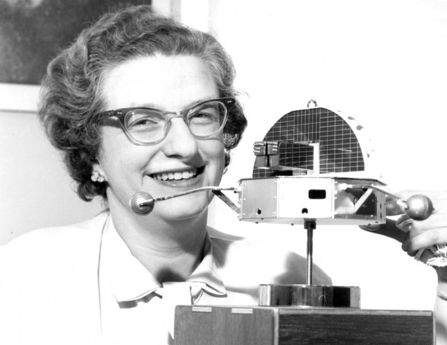 Nancy Grace Roman, known as he mother of the Hubble Space Telescope, died at the age of 93 on Wednesday. Photo courtesy of NASA