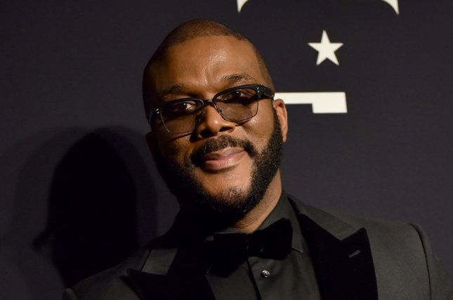 Tyler Perry has reached billionaire status, according to a new cover story by Forbes. File Photo by Chris Chew/UPI